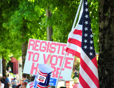 vote register